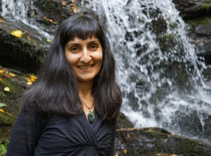 Anjali Author Becky Branch