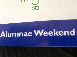 Alumnae Weekend