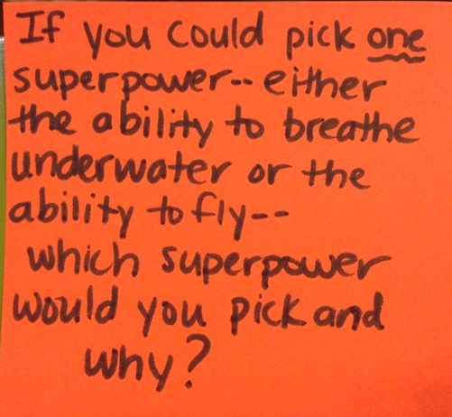 2013 SWP4K # 22 Superpowers!