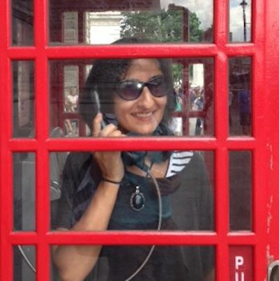 I'm at a pay phone...