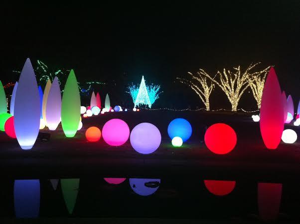 Garden Lights Globes
