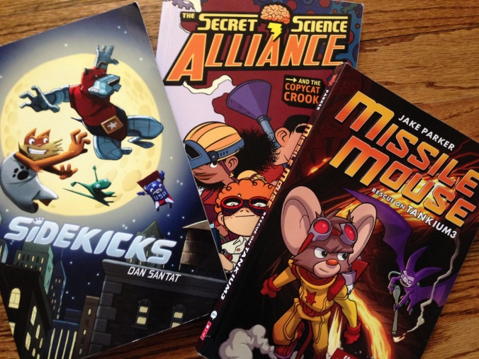 Graphic Novels for Tweens